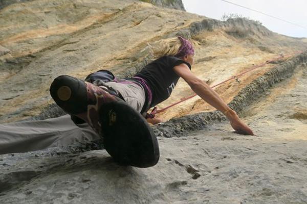 Arrampicata su Roccia con Guida Alpina