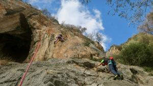 falesia arrampicantro guide alpine sardegna